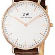 Daniel Wellington 丹尼尔•惠灵顿 Classic系列 0507DW 石英女士手表JP¥7800.00(折¥462.54) 10.0折