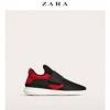 ZARA 男子带饰运动鞋129元,日常399元