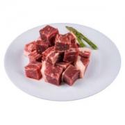 帕尔司 美国牛后腿肉块 500g/袋 精选级安格斯谷饲牛肉31元