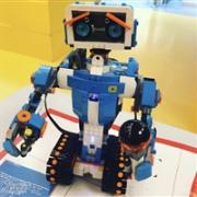 LEGO 乐高 Boost 17101 可编程机器人折后特价£109.99,免费直邮到手¥940