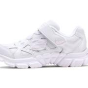Skechers 斯凯奇 998095L 男童 新款白色运动鞋