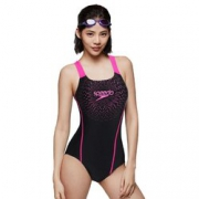 Speedo 速比涛  女款连体泳衣 809751     ¥159包邮(需领¥60优惠券)¥159.00