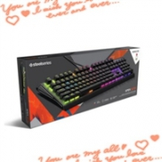 SteelSeries 赛睿 Apex M750 RGB 机械游戏键盘$99.99(到手约¥729)