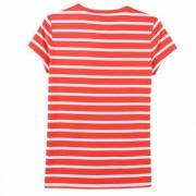 真维斯 女装圆领珠片印花短袖T恤*2件41.8元(已降30元)