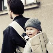 BabyBjorn  旗舰版 Baby Carrier One 婴儿背袋 Red Dot 红点设计大奖获奖产品