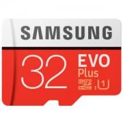 SAMSUNG 三星 红色plus升级版+ 高速TF卡(Micro SD卡) 20MB/秒 32G