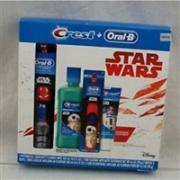 Oral-B 星球大战儿童电动牙刷套装(电动牙刷+牙膏+漱口水)Prime会员凑单到手¥87.33
