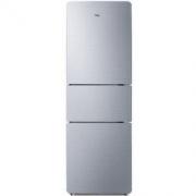 TCL BCD-205TF1 三门冰箱 星空银 205升