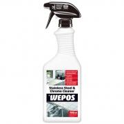 WEPOS 不锈钢清洁剂 750ML¥30