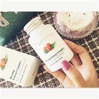 Unichi玫瑰果精华胶囊60粒(降低黑色素 改善肤质)