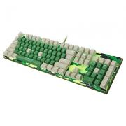 sunsonny 森松尼 S-J5 王者迷彩机械键盘开箱