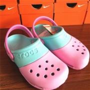 Crocs卡洛驰Electro II Clog儿童款洞洞鞋