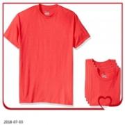 限M码: HANES 恒适 男士T恤 4件装