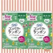 Unicharm Sofy尤妮佳苏菲 导管式卫生棉条 量多型8个*2包