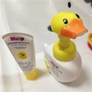 Hipp喜宝小鸭子儿童泡泡洗手洗脸液 无泪配方 250ml