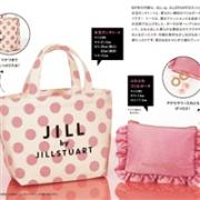 Sweet 8月刊 赠送 JILL by JILLSTUART 粉色包包