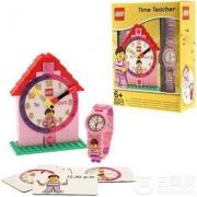 Prime Day,LEGO 乐高 时间老师 9005039 儿童手表套装 Prime会员凑单免费直邮含税到手127元