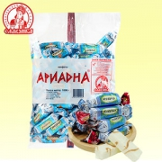 slavyanka 酸奶威化糖果 500g*2袋 独立包装 约35个/袋