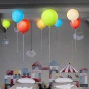 设计师的灯 彩色气球吸顶灯 小号