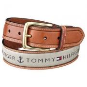 TOMMY HILFIGER 汤米希尔费格 双色拼接真皮皮带 Prime会员凑单免费直邮含税