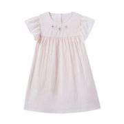 PurCotton 全棉时代 女童梭织短袖连衣裙 *2件178.5元包邮(2件5折)
