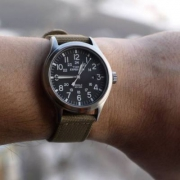 Timex 天美时 T49962 远征军系列 男士石英手表 Prime会员下单5折