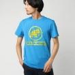 Prime day,Mammut 猛犸象 男士创意印花圆领短袖T恤 1017-00490 3色249元包邮