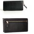 蔻驰(COACH)    Pebbled Leather Slim Wallet 女士真皮钱包¥334
