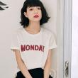 女士白色T恤2018新款,8款女士短袖T恤推荐