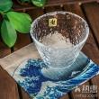 捶纹玻璃水杯