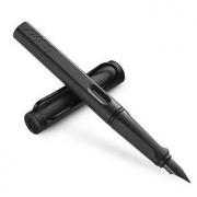 LAMY 凌美 Safari狩猎者 钢笔 F尖 2018年限定磨砂黑 *2件 +凑单品
