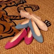 Stuart Weitzman Chicflat 女士真皮平底鞋 多色 $109.5