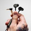 Prime会员专享,Marshall 马歇尔 Mode  可调音色 入耳式线控耳机 银色新低299元