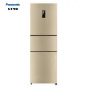 松下(Panasonic)   NR-EC25WS1-N 三门冰箱 255升¥2700