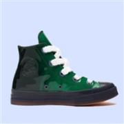 昨日发售!Converse X JW Anderson Chuck Taylor All-Star 70s 绿色 高帮 球鞋