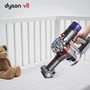 Dyson 戴森 V8 Fluffy 无线吸尘器开箱