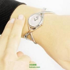 Calvin Klein 缠绕系列 女士时装手表K2L24120 $65