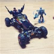 LEGO 乐高 蝙蝠侠大电影系列 70905 蝙蝠侠战车