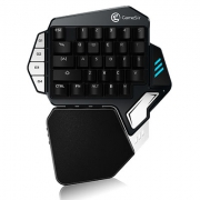 GameSir 盖世小鸡 王座Z1 单手键盘开箱