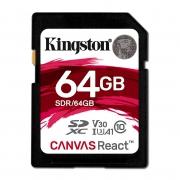 Kingston 金士顿 Canvas React 128G存储卡入手评测