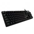 Logitech 罗技 G512 CARBON RGB机械键盘开箱