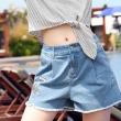 2018女士牛仔短裤新款,8款女士牛仔短裤推荐