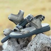 Palladium 帕拉丁 Crushion SDNL 男士凉鞋上脚