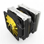 REEVEN RC-1402 CPU散热器开箱