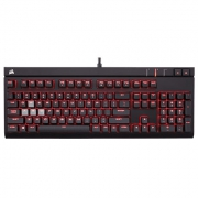USCorsair STRAFE RGB红轴机械键盘开箱体验
