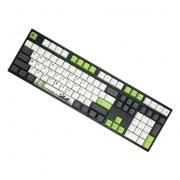 Varmilo 阿米洛 VA108 熊猫定制系列机械键盘开箱评测