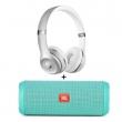 Beats Solo3 Wireless头戴式无线蓝牙运动耳机+JBL Flip4便携式蓝牙音箱含税到手价格1843.7元