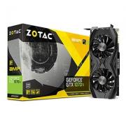 ZOTAC 索泰 GTX 1070 Ti AMP Extreme显卡开箱及测试