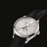万宝龙(MontBlanc)   Heritage Chronometrie 112538 男士机械腕表