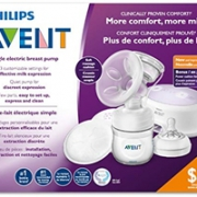 Philips AVENT 飞利浦新安怡 自然原生 SCF332/21 单边电动吸奶器